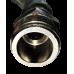 """Crijevo za plin mž 1/2"""" - 150 cm - koljeno 90° - GIGANT"""
