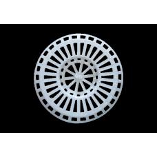 Mrežica za sakupljanje nečisttoća - PVC - bijela ø 35 mm