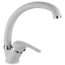 """Miješalica za sudoper """"AMBROSIANA"""" Sei - bijela - stojeća"""