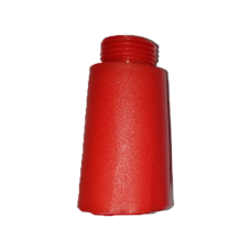 """Čep za ispitivanje instalacija 1/2"""" - crveni PVC"""