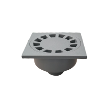 Podni sifon 100x100 / ø50 mm - vertikalni - AKCIJA