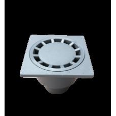 Podni sifon 200x200 / ø75 mm - vertikalni - AKCIJA