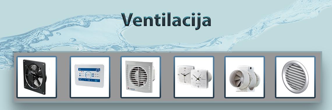 Ventilacija
