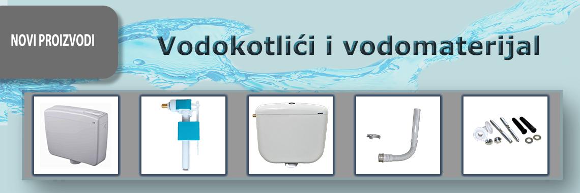 Vodokotlići i vodomaterijal