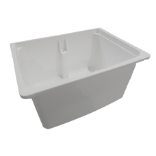 Umivaonik PVC 20 L + sifon - AKCIJA