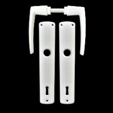 """Garnitura """"Mara"""" bijela - ključ"""