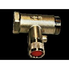 """Ventil mž ø1/2"""" 55 mm - sigurnosni za bojler"""