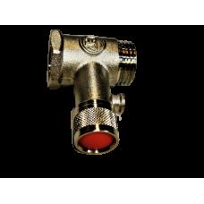 """Ventil mž ø1/2""""  40 mm - sigurnosni za bojler"""