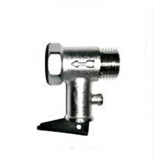 """Ventil mž ø1/2"""" - sigurnosni za bojler sa ručicom"""
